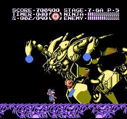 Ninja Gaiden Iii The Ancient Ship Of Doom Nes
