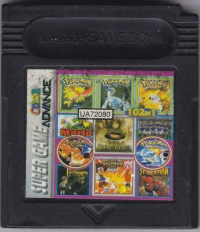 GAME BOY BOOTLEGS